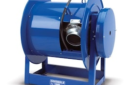 Coxreels exhaust hose reels