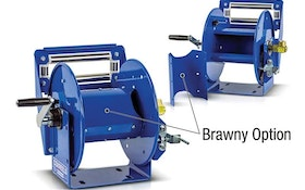 Coxreels Brawny hose reel option