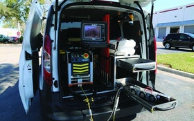 CUES portable inspection system