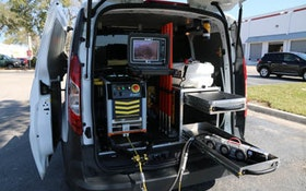 Plumber Product News: CUES Portable Inspection System