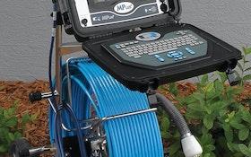 Drainline TV Inspection Cameras - CUES MPlus+ XL