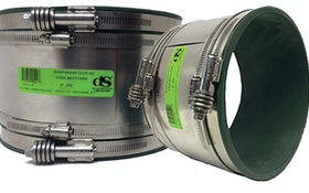 Fittings - Dallas Specialty Green Hi-Temperature/Chemical Coupling