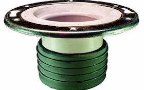 Fittings - Dallas Specialty PUSH & SHUV Metal Ring