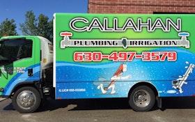 Cool Plumber Trucks: Dan Callahan