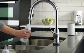 Faucets - Delta Faucet VoiceIQ