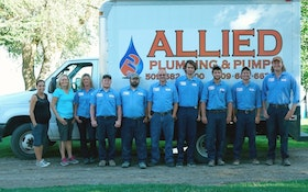 Washington Plumbing Contractor Makes a Name