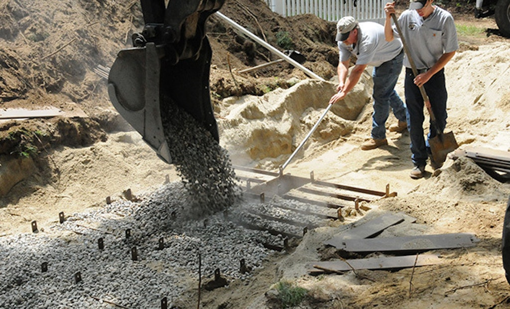 Certified Installer Becomes Local Septic System Specialist