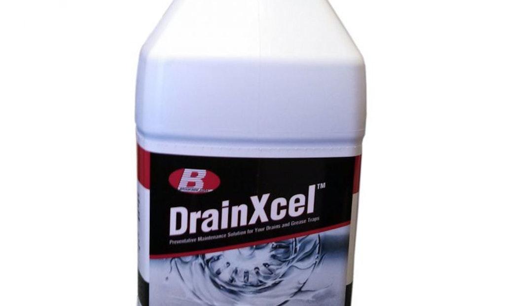 Spotlight: Natural drain additive system prevents odor and FOG