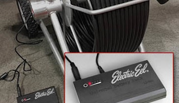 Plumber Product News: Electric Eel Mfg. Portable Battery Pack