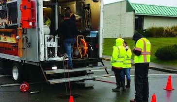 Pipeline Inspection, Location and Leak Detection