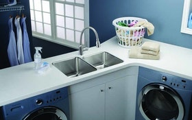 Faucets - Elkay Mfg. Co. Pursuit Model LK2500CR