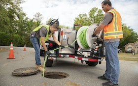 Trailer Jetter Bolsters Plumber's Profits in Drain Cleaning Market