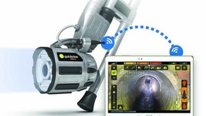 Envirosight cable-free inspection camera