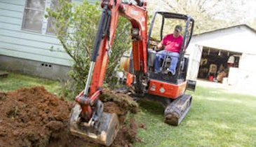 Mini-Excavators Add Productivity and Profitability