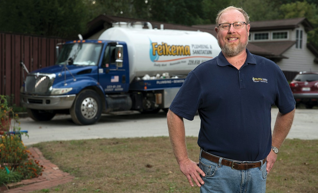 Plumbing Contractor Adds Drain Cleaning, Septic Pumping