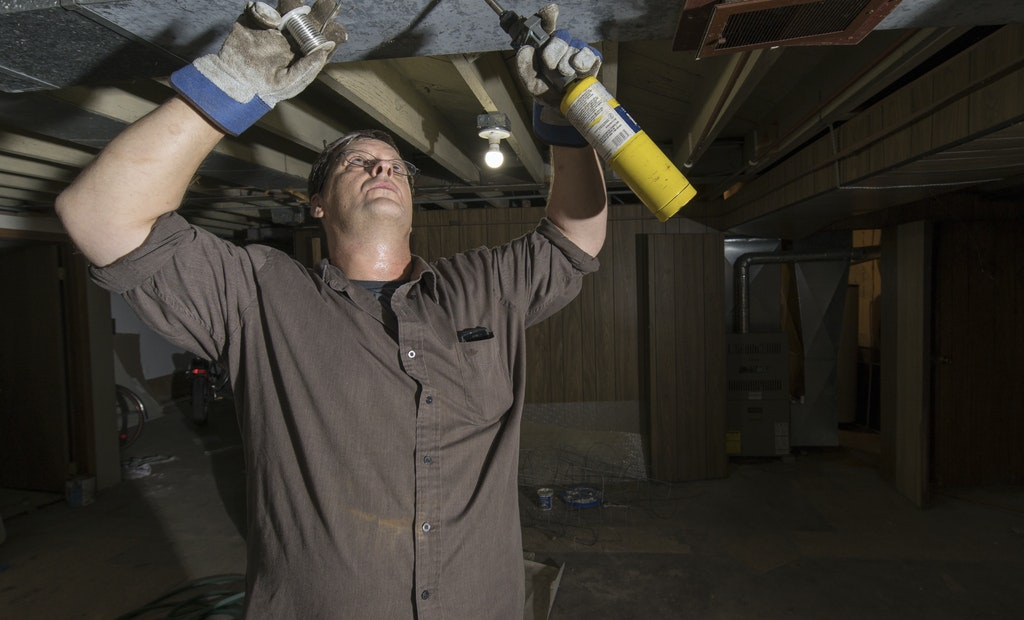 Through the Camera Lens: A Gallery of Plumbers At Work