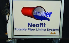 Pipe Relining - Flow-Liner Systems Neofit
