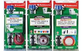 Fluidmaster toilet repair kits