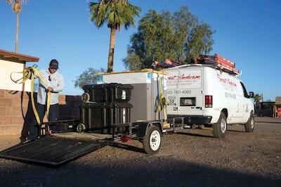 Plumbing Company Learns to Prosper Through Tough Times