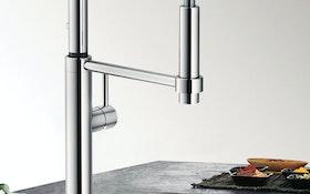 Faucets - Franke Kitchen Systems Pescara Semi-Proa