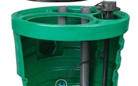 Pumps - Franklin Electric Little Giant Pit+Plus basin