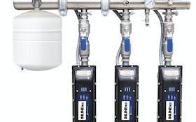 Franklin Electric SpecPAK pressure-boosting system