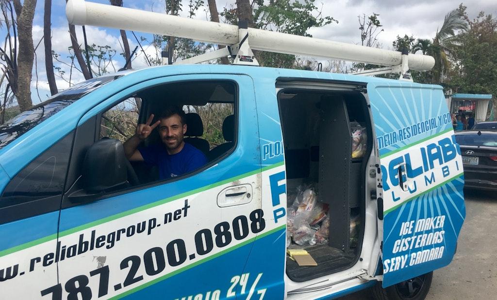 Puerto Rico Plumbers Step Up to Help Communities Post Hurricane