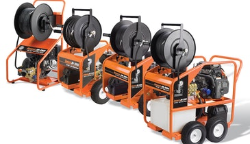 Puncture-Proof Tires Enhance Reliability of Rugged Jetters