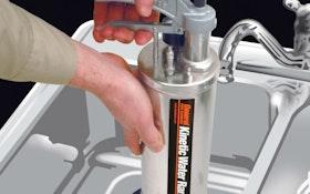General Pipe Cleaners/General Wire Spring Kinetic Water Ram