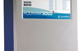 Controls - Goulds Water Technology, a Xylem brand, Aquavar SOLO 2