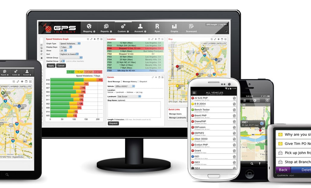 Using GPS Tools Gives Company Owners Ease of Mind
