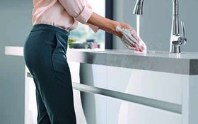 Faucets - GROHE Foot Control Technology