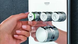 Plumbing Fixtures - GROHE Grohtherm SmartControl