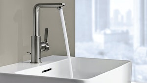 GROHE Lineare Collection bathroom fixtures