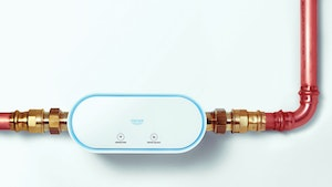 Electronic Leak Detection - GROHE Sense Guard