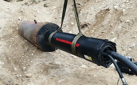 HammerHead Trenchless XPR pneumatic hammers