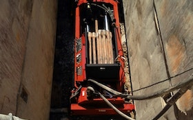Case Study: Pipe bursting allows upsizing with minimal disruption
