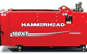 Bursting - HammerHead Trenchless  HydroBurst 100XT