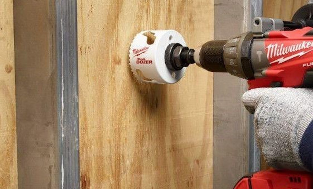 6 Tips for Using a Hole Saw