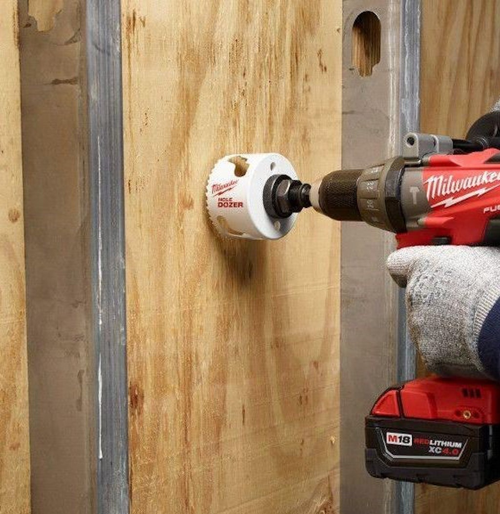 6 Tips for Using a Hole Saw | Plumber Magazine