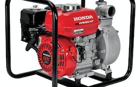 Effluent/Sewage/Sump Pumps - Honda Power Equipment WB20XT3