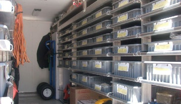Purple Plumbing Trucks Boost Business