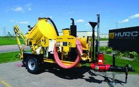 Excavating - Hurco Technologies VAC 250 and 500