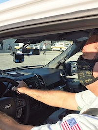 Camera System Detects, Alerts About Unsafe Driving Habits