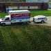 Drain Work Keeps Auto Dealership Open