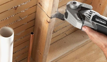 6 Plumbing Uses for an Oscillating Multi-Tool
