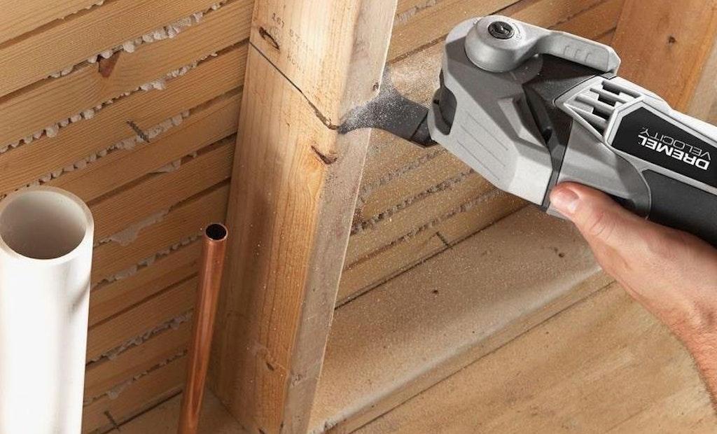 6 Plumbing Uses for an Oscillating Multi-Tool