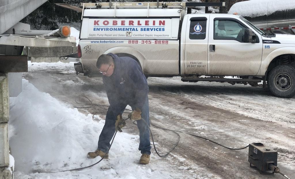 Combatting Frozen Waterlines