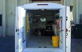 Service Vans Serve Up Easy Access