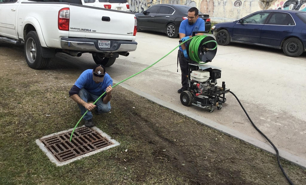 Portable Jetter Provides Plumber Reliability For Any Customer Drain Cleaning Emergency